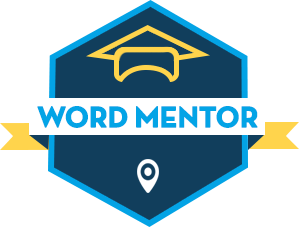 Introducing WordMentor.com!