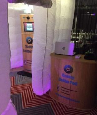 Inflatable Photo Booth, Casino Night, Events, Hire, Scotty Fun Casino, Essex, London v1