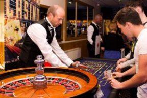 Las Vegas themed Casino Night, Events, Hire, Scotty Fun Casino, Essex, London v1