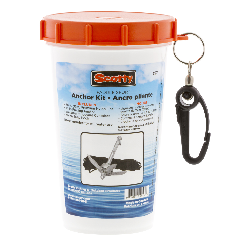 797 - Scotty - Boating Accessories
