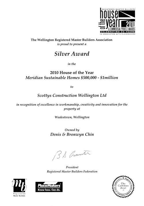 Scottys-SilverAward