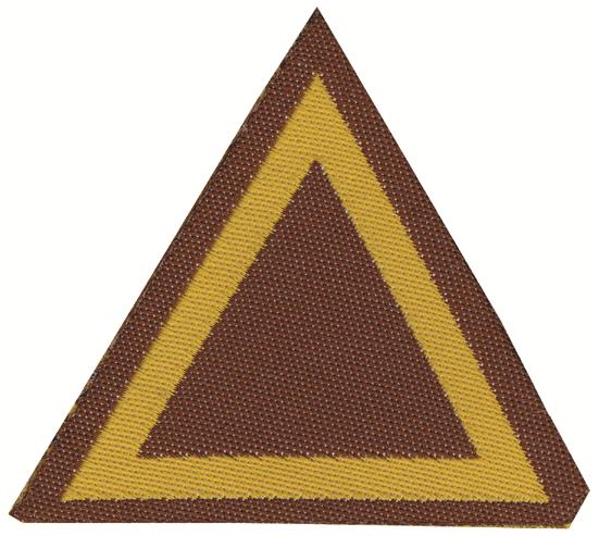 Distintivi di sestiglia bruni