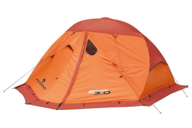 tenda svalbard 3.0 esterno