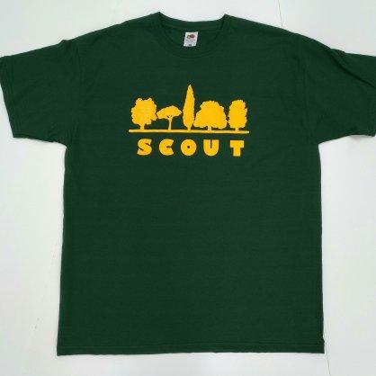 T Shirt Con Frasi Di Baden Powell Alberi
