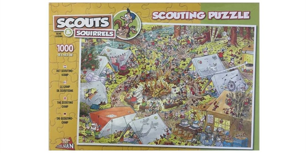 Puzzle Scout