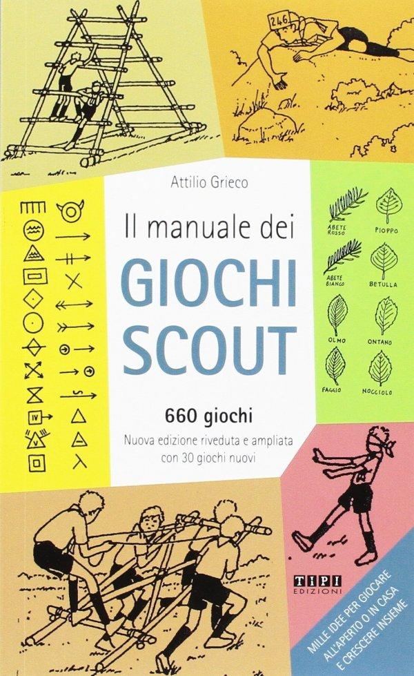 giochi scout