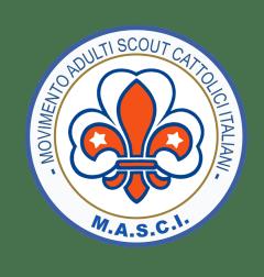 Logo ufficiale del Movimento Adulti Scout Cattolici Italiani