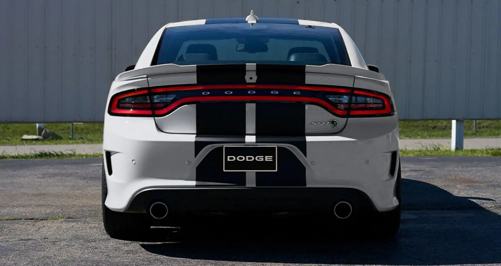 2019 dodge charger srt hellcat in