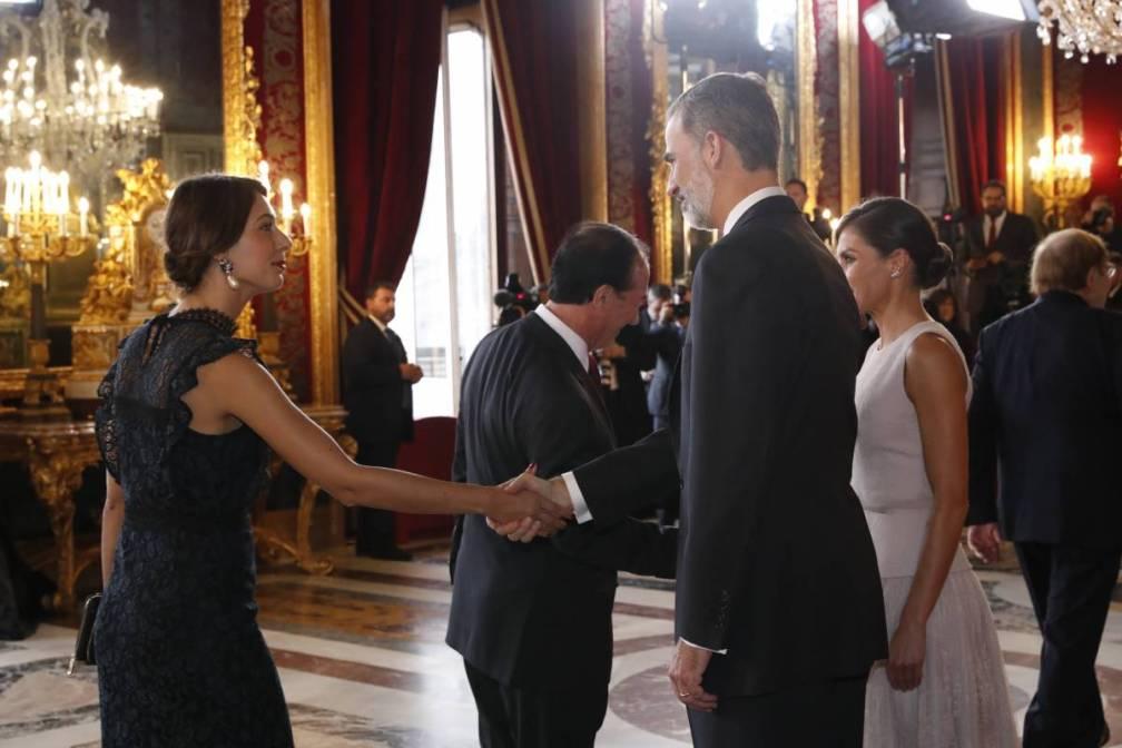 SCOUTS DE ESPAÑA ACUDE A LA RECEPCIÓN DEL 12 DE OCTUBRE
