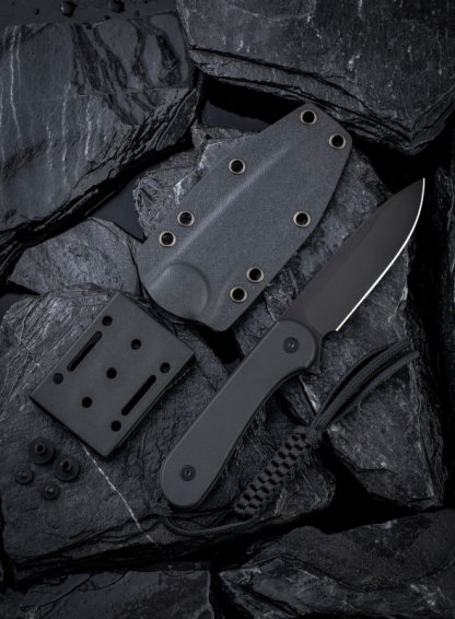 Civivi Elementum Fixed Blade Blacked Out C2105A