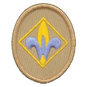 Webelos Badge