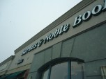 A Barnes & Noble Store we stopped at.