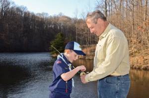 Craig and Mary Fenneman Scouting Foundation 3