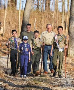 Craig and Mary Fenneman Scouting Foundation 2