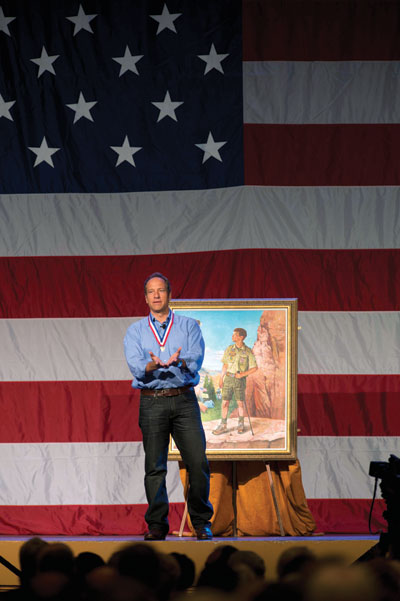 2012 National Annual Meeting Mike Rowe