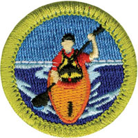Kayaking Merit Badge