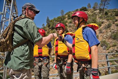 Are You Tougher Than a Boy Scout Bridge