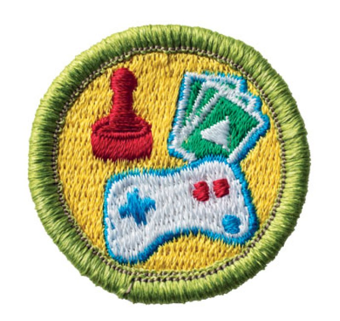 A Leader S Guide To The Game Design Merit Badge