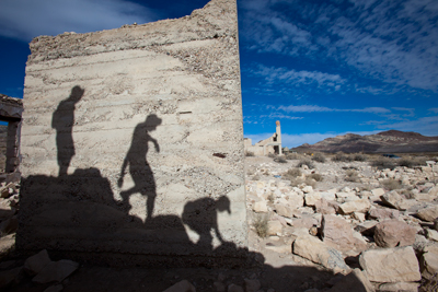 Troop 19 finds Rhyolite Ghost Town, and the Scouts explore the town that shuttered in 1916.
