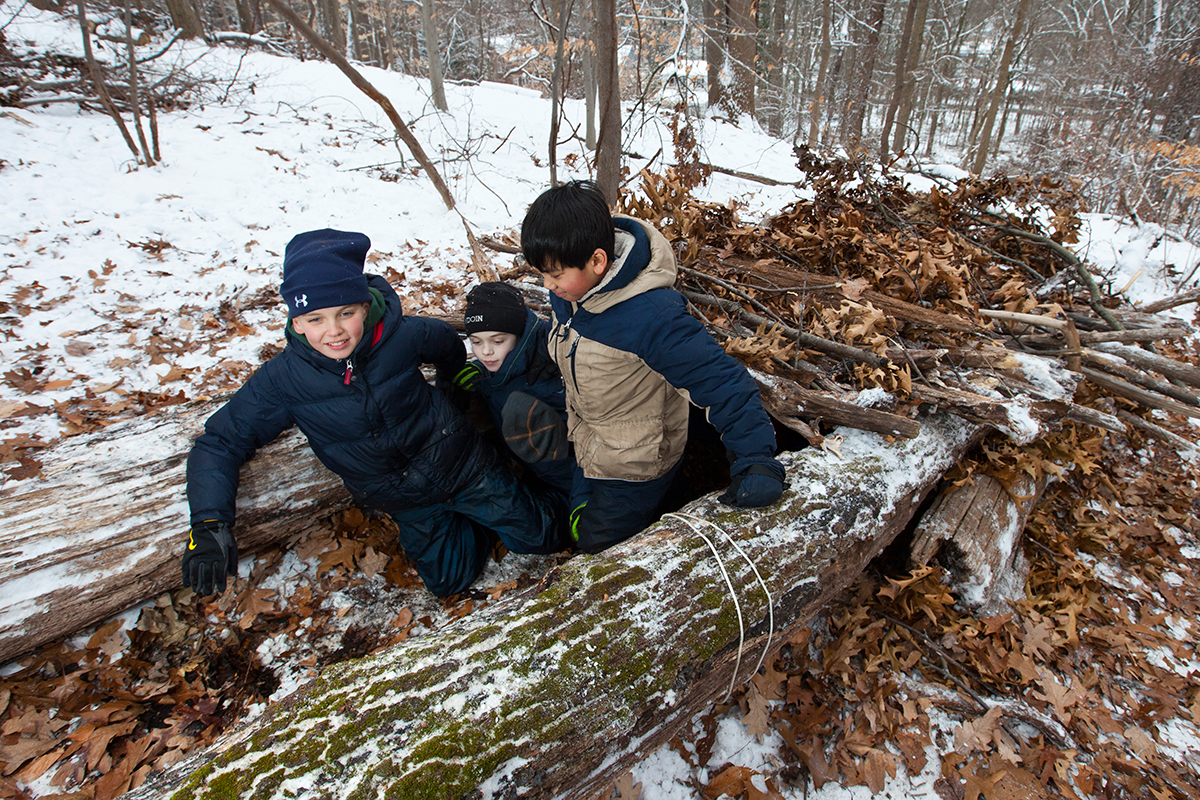 Hot tips for cold-weather fun with Cub Scouts