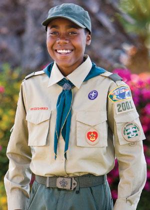 Boy Scout Image – New Uniforms