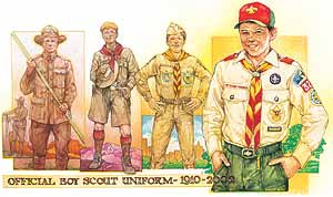 Boy Scout Image – Uniforms
