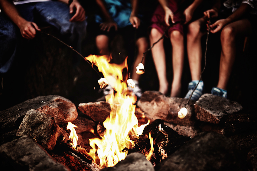 Longtime Scouters Say You Cant Take The Outing Out Of Scouting But Some Scouts Would Be Happy To Try While Most Kids Camping Like Dogs