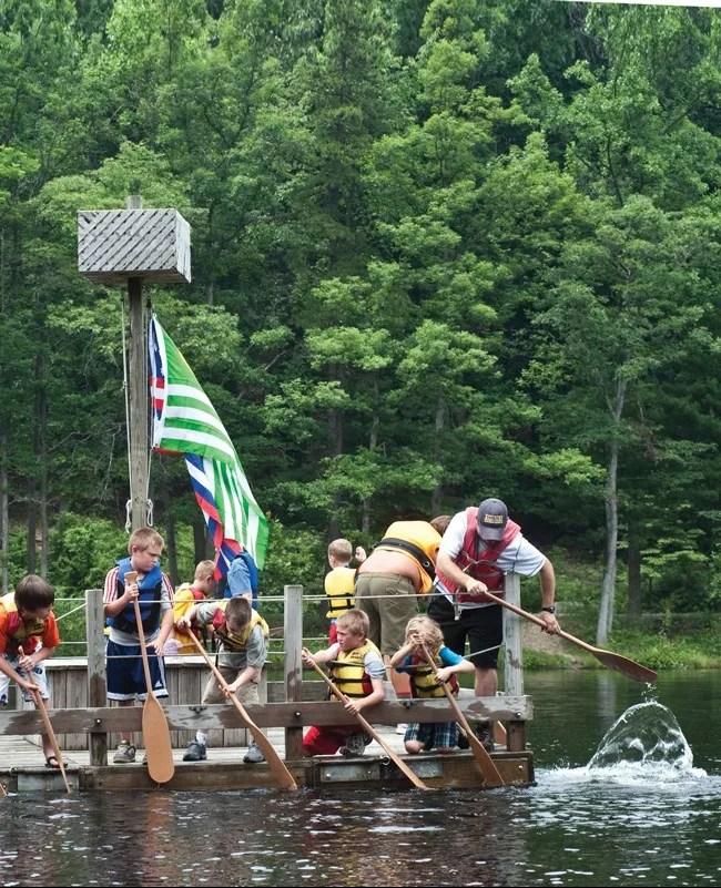 Camp Tuckahoe's Cub World