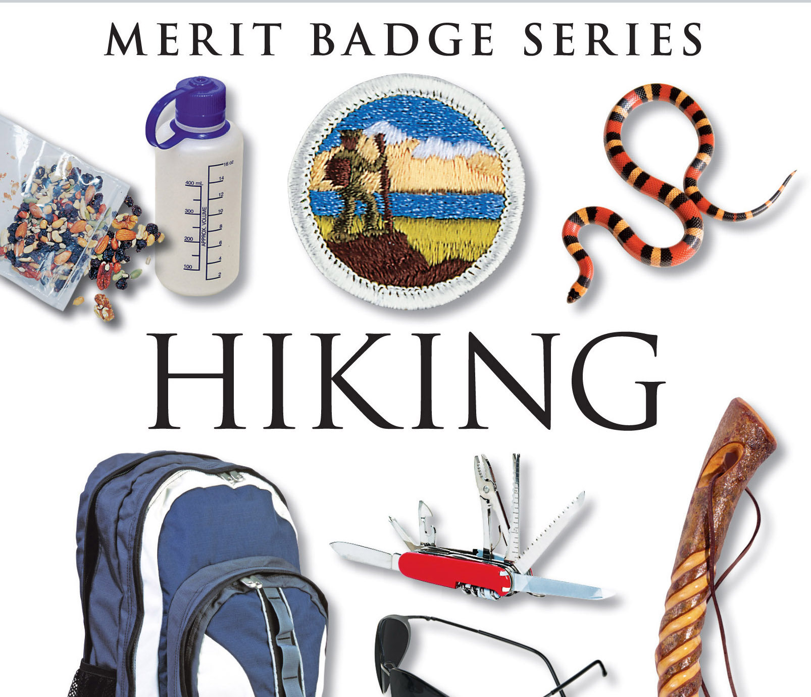 Hiking Merit Badge Clinic