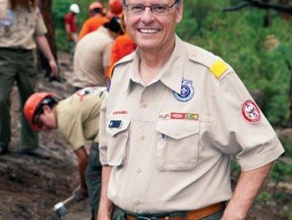 Wayne Brock Chief Scout Executive Scouting Magazine