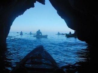 Kayaking Emerald Bay Catalina Island Smugglers Cove