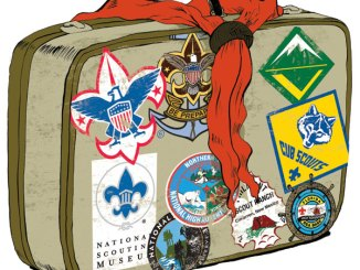 50 Tips for New Scouting Leaders Suitcase