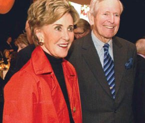Chuck and Yvonne Pigott Philanthropists