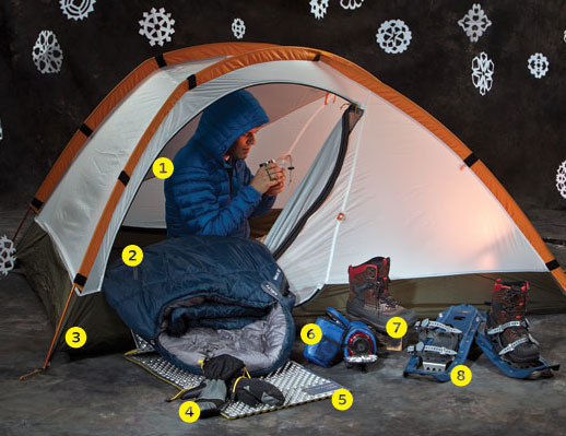 Eight Winter Gear Items To Help Keep You Warm Scouting