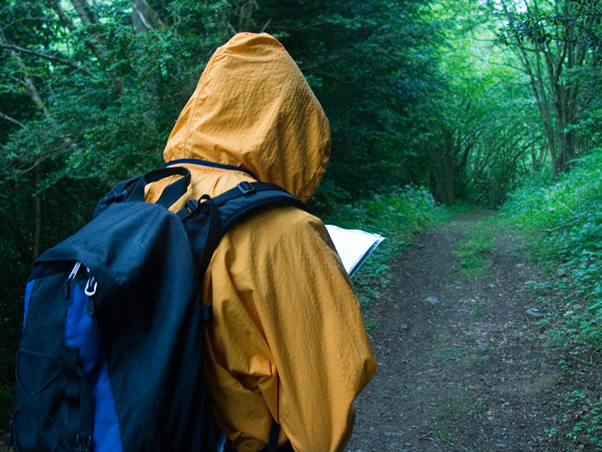 How to waterproof the contents of your backpack