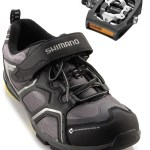 Shimano Click'R Line Pedal and Shoe