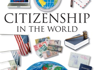 Citizen In World Merit Badge