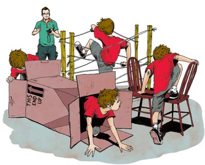 Kids Fitness Games