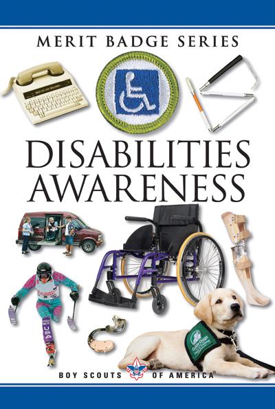 MeritBadgeClinicDisabilitiesAwareness