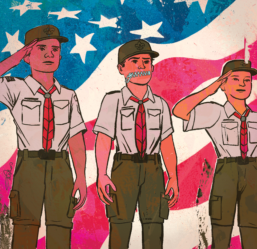 Pledge-Allegiance-Scout