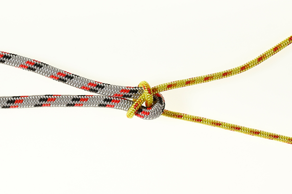 image about Knot Tying Guide Printable known as How towards tie 10 imperative Scouting knots