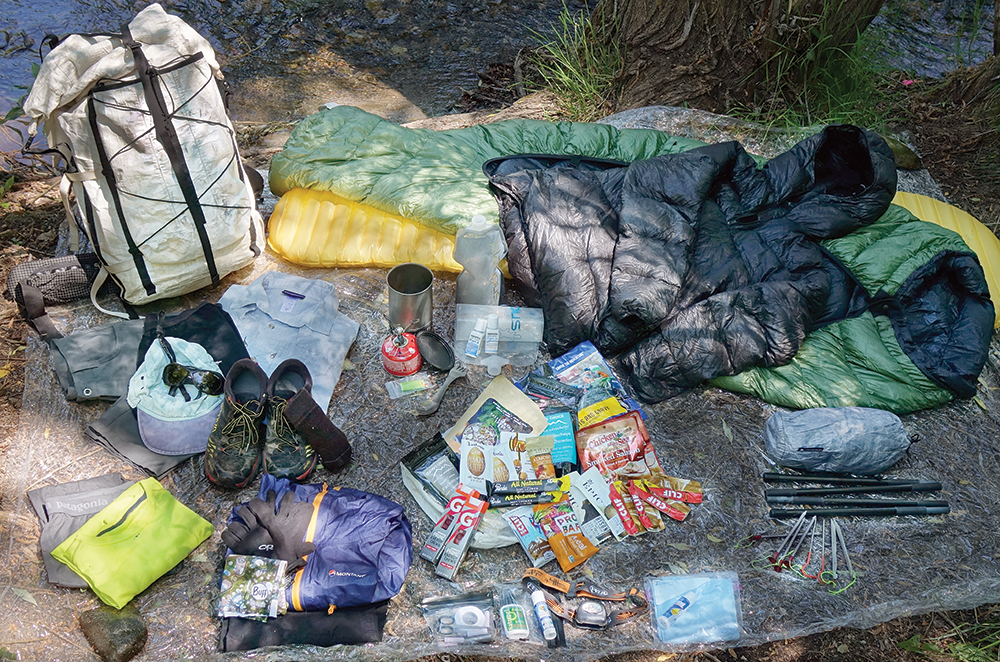 What's in his pack? Gear-planning advice from an ...