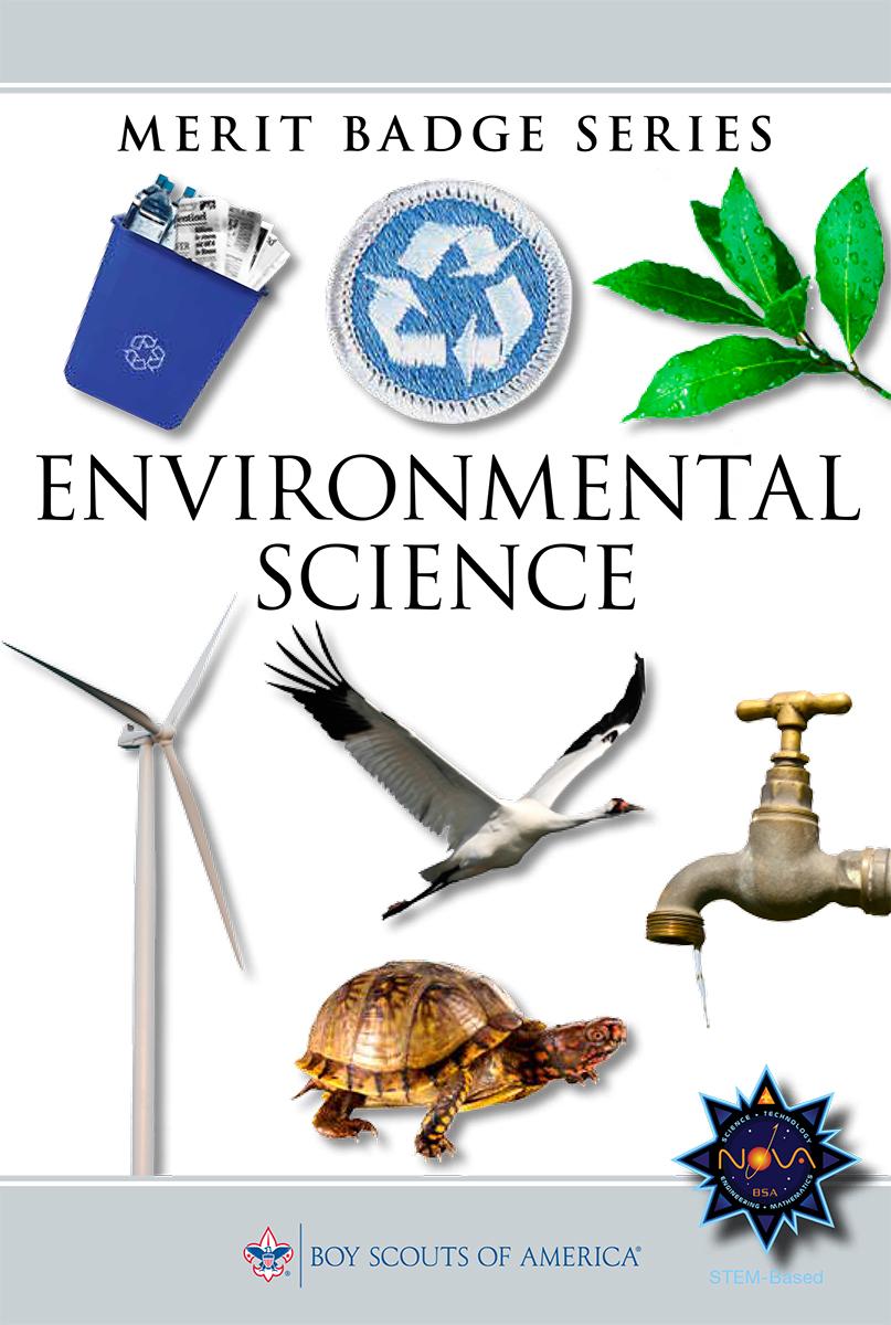 environmental science merit badge answers