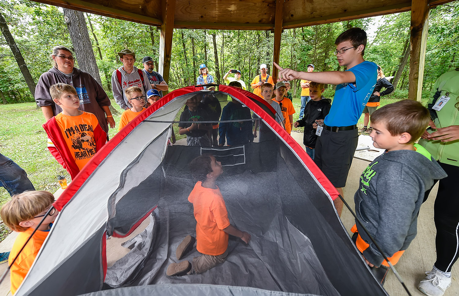 Four Tips For Getting New Cub Scouts To Try Camping