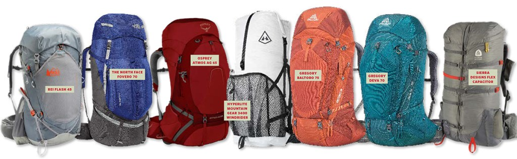 a9bab5acae Find the best backpack for any situation