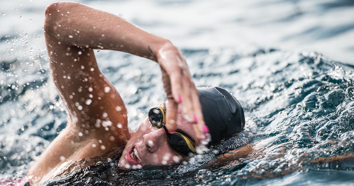 Go The Extra Mile For The Mile Swim Bsa Award Scouting Magazine