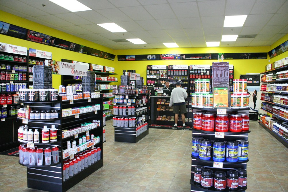 Nutrition Zone Grand Opening (3/6)