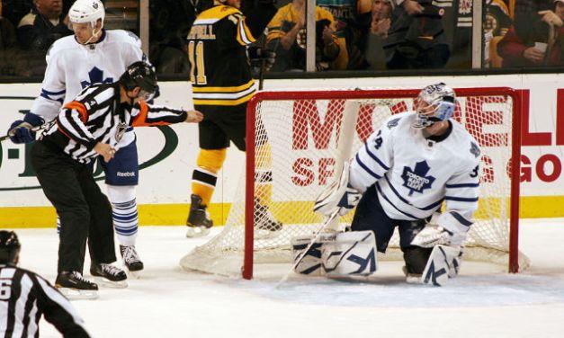Tonight's NHL Referees – 3/10/14