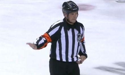 Tonight's Officials – 12/22/13