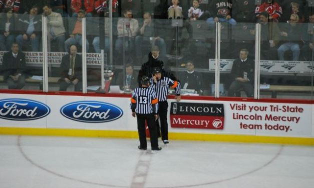 Tonight's NHL Referees & Linesmen – 2/17/15